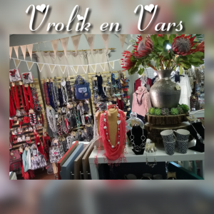 1 Vrolik en Vars - Accessories Gifts Decor Boutique & More